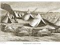 Запорозький табір і вози