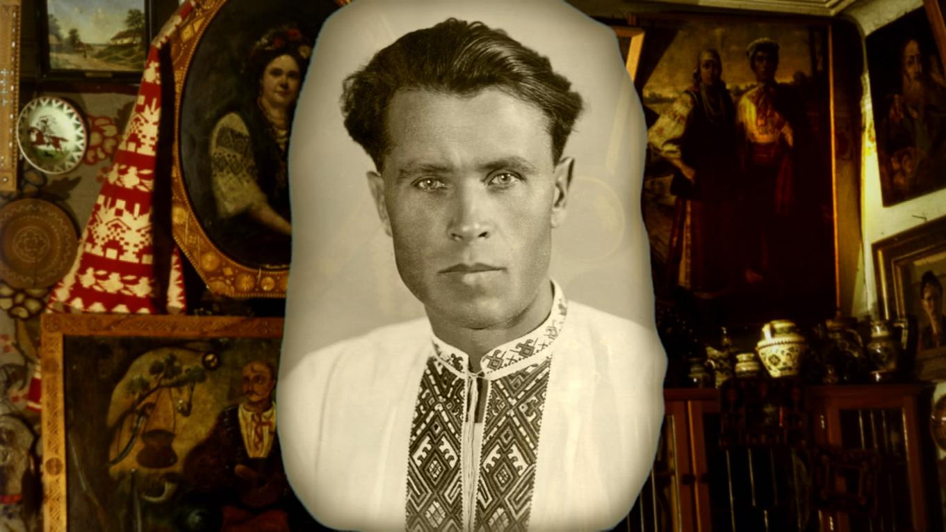 Іван Гончар. Фото 1947 року