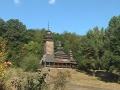 Церква 1792 р. з с. Канора Закарпатської обл. НМНАПУ