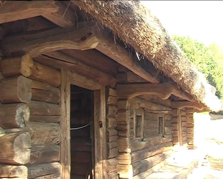Бойківська хата
