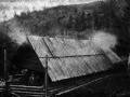СТАЯ. Полонина Кидровата на горі Ротило