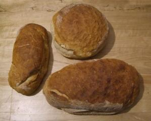Хліб з кутської пекарні