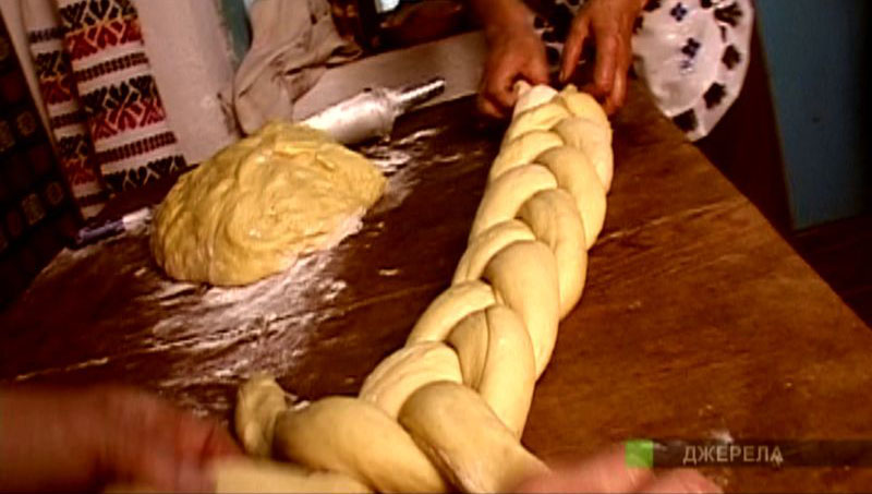 Весільний хліб, Одещина