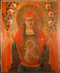 Богородиця Знамення. Ж-183