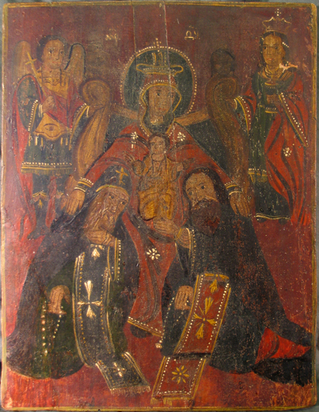Богородиця Печерська. Ж-178