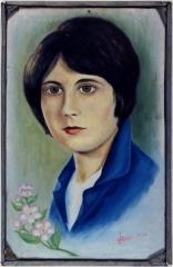 Портрет дівчини. Ж-1