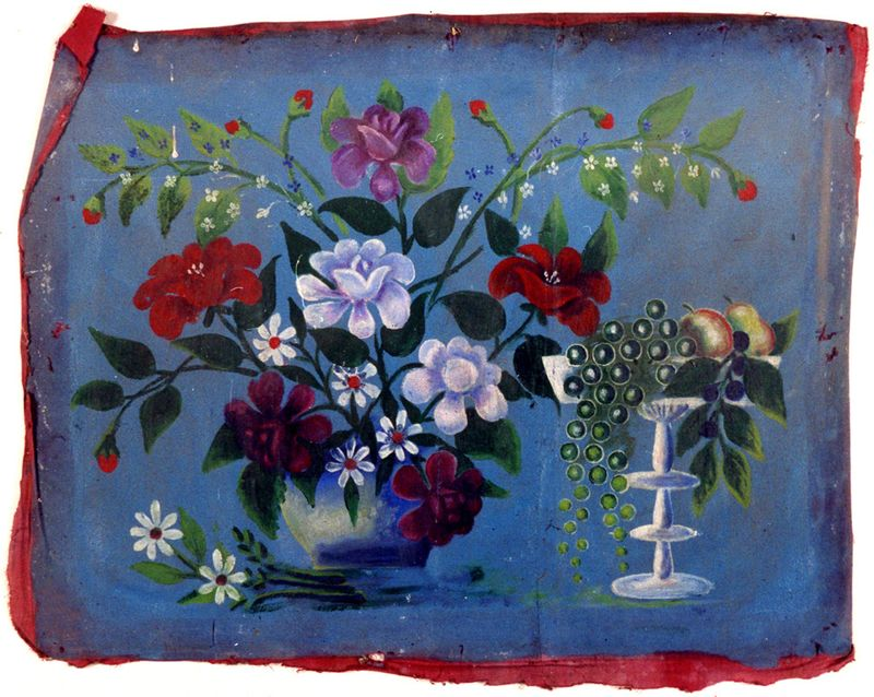 Натюрморт з квітами. Ж-26