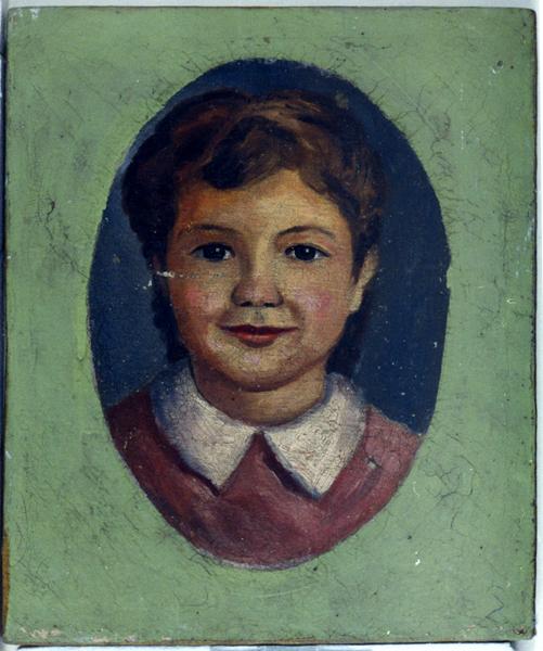 Портрет дівчини. Ж-101