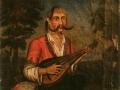 Максим Залізняк. 1858.