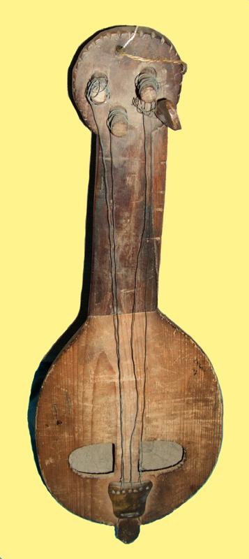 Кімінче – болгарський інструмент