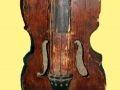 Маленька скрипка-довбанка