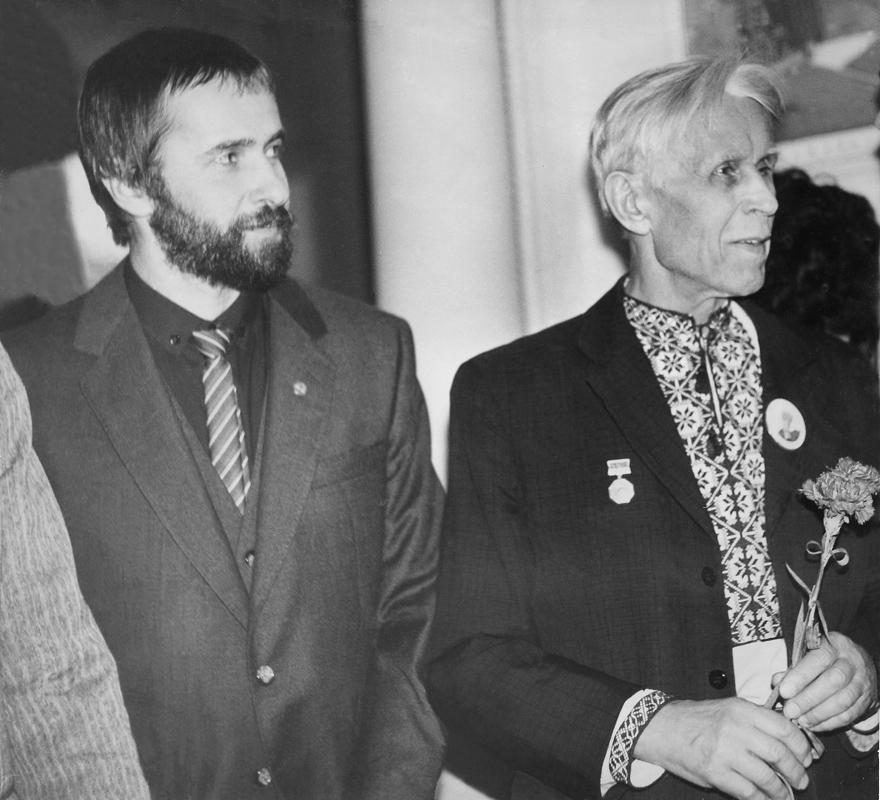Петро Гончар та Іван Гончар