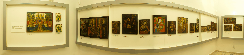 Зала 4. Віра (ліворуч)