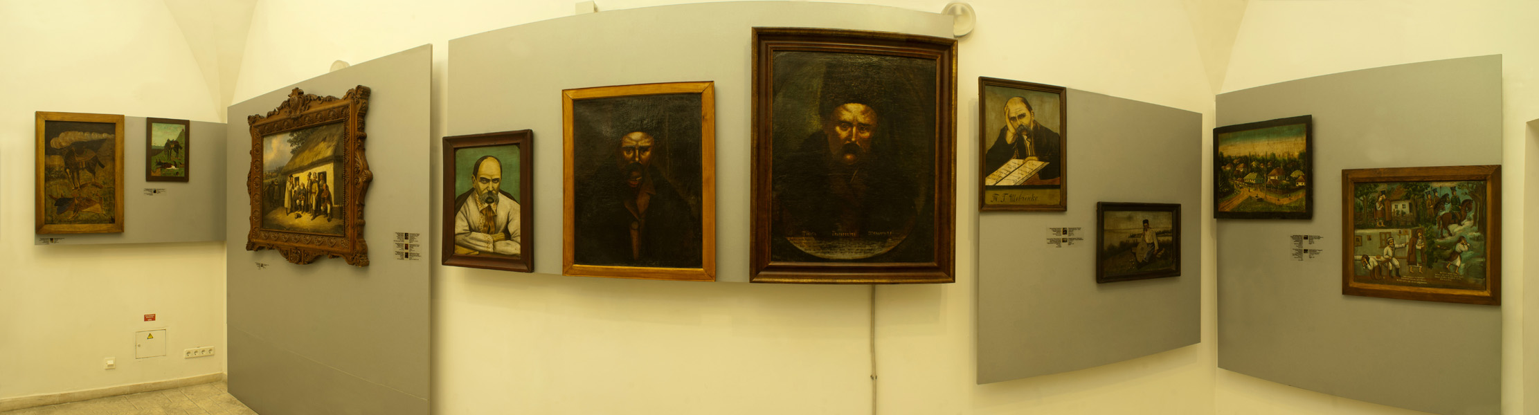 Зала 5. Нація (праворуч)