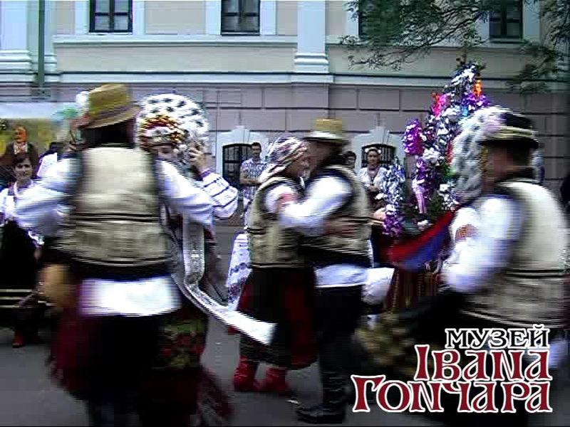Фольклорний гурт с.Великий Ключів