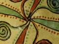 Фрагмент дибинецької миски