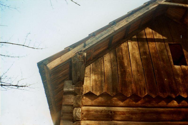 Фото 16. Водяний млин з Гуцульщини, НМНАПУ