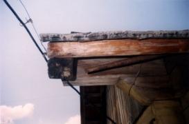 Фото 9. Стайня, покрита в щир