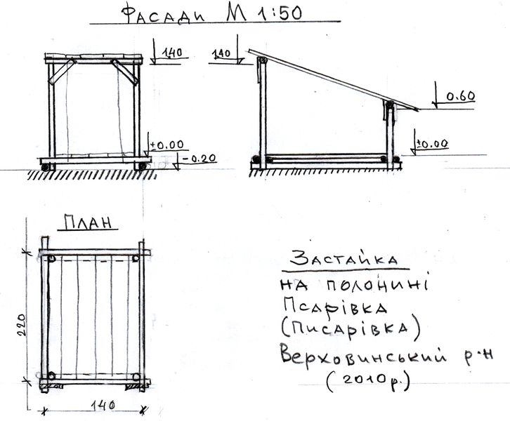 Іл.86. ЗАСТАЙКА. Полонина Псарівка