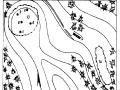 Іл.11. ПЛАН-СХЕМА скотарського стоїща