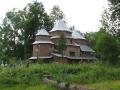 Церква 1700 р. на Бойківщині