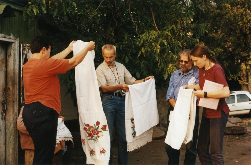 Рушники 1970-х рр. на Кіровоградщині
