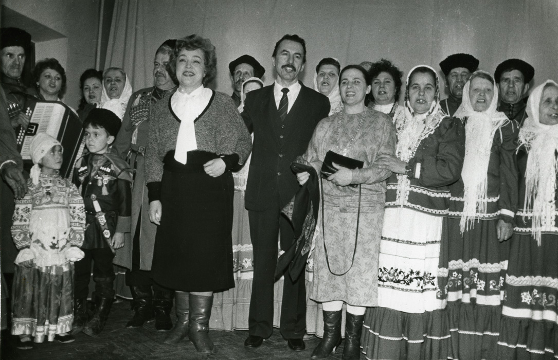 Ніна Байко, Віктор Захарченко, Ніна Матвієнко